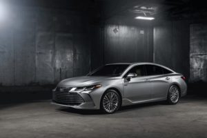 most reliable cars - avalon