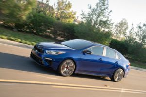 most reliable cars - forte