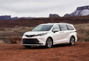 most reliable cars - sienna